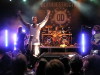 photo-DeathDestruction-band-Fredrik-Larsson-guitar-Fuck-Yeah-None-live