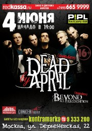 live-concert-dead-by-april-in-moscow-pipl-club-4-06-2013