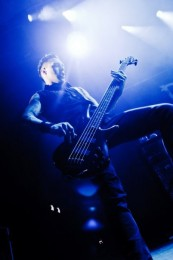 photograph-Marcus-Wesslen-Dead-by-April-bass-with-fans-2008
